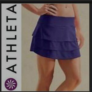 Athleta swaggart purple layered tennis sko…